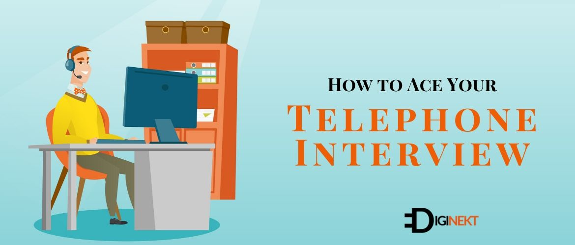 how to ace your telephone interview