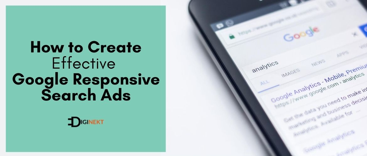 how to create google responsive search ads